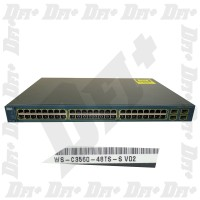 Cisco Catalyst WS-C3560-48TS-S
