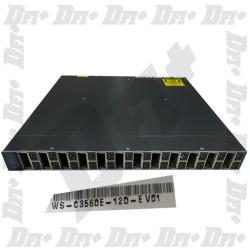 Cisco Catalyst WS-C3560E-12D-E