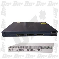 Cisco Catalyst WS-C3560E-12SD-E