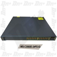 Cisco Catalyst WS-C3560E-24PD-E