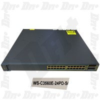 Cisco Catalyst WS-C3560E-24PD-S