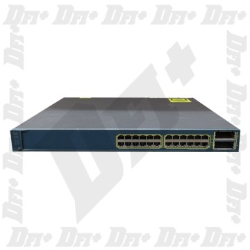 Cisco Catalyst WS-C3560E-24TD-SD