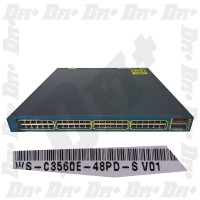 Cisco Catalyst WS-C3560E-48PD-S