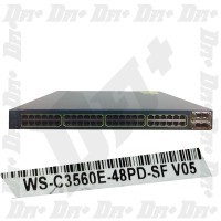 Cisco Catalyst WS-C3560E-48PD-SF