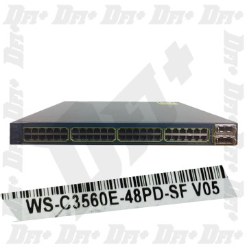 Cisco Catalyst WS-C3560E-48PD-SF