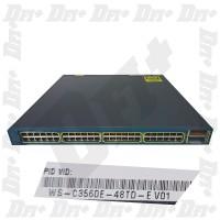 Cisco Catalyst WS-C3560E-48TD-E
