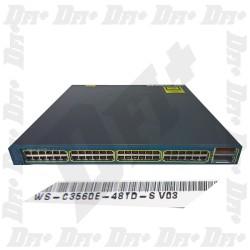 Cisco Catalyst WS-C3560E-48TD-S