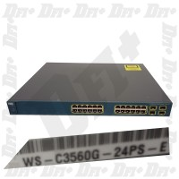 Cisco Catalyst WS-C3560G-24PS-E
