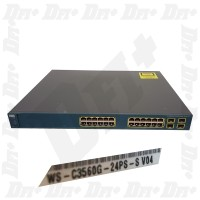 Cisco Catalyst WS-C3560G-24PS-S