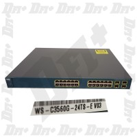 Cisco Catalyst WS-C3560G-24TS-E