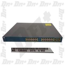 Cisco Catalyst WS-C3560G-24TS-S