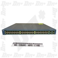 Cisco Catalyst WS-C3560G-48PS-E
