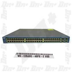 Cisco Catalyst WS-C3560G-48PS-E