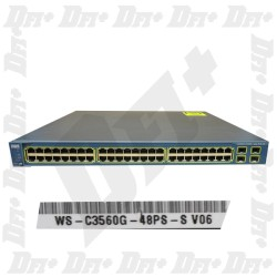 Cisco Catalyst WS-C3560G-48PS-S