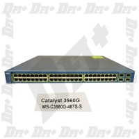 Cisco Catalyst WS-C3560G-48TS-S