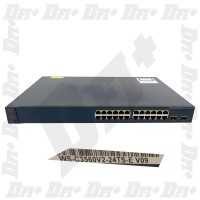 Cisco Catalyst WS-C3560V2-24PS-E