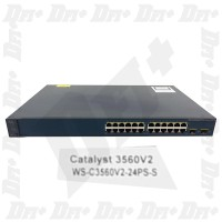 Cisco Catalyst WS-C3560V2-24PS-S