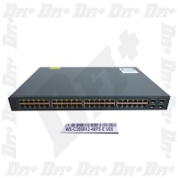Cisco Catalyst WS-C3560V2-48PS-E