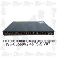 Cisco Catalyst WS-C3560V2-48TS-S