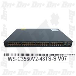 Cisco Catalyst WS-C3560V2-48TS-S
