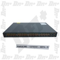 Cisco Catalyst WS-C3560V2-48PS-S