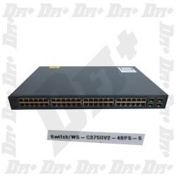 Cisco Catalyst WS-C3560V2-48PS-S