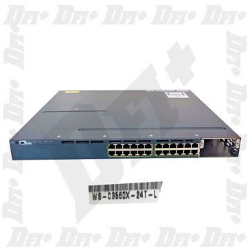 Cisco Catalyst WS-C3560X-24T-L