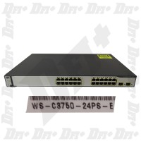 Cisco Catalyst WS-C3750-24PS-E
