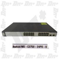 Cisco Catalyst WS-C3750-24PS-S