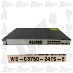 Cisco Catalyst WS-C3750-24TS-E