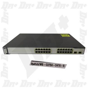 Cisco Catalyst WS-C3750-24TS-S