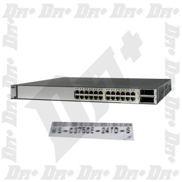 Cisco Catalyst WS-C3750E-24TD-S