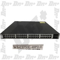 Cisco Catalyst WS-C3750E-48PD-E