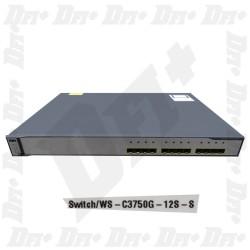 Cisco Catalyst WS-C3750G-12S-S