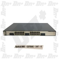 Cisco Catalyst WS-C3750G-24T-E