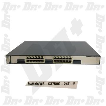 Cisco Catalyst WS-C3750G-24T-E