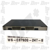 Cisco Catalyst WS-C3750G-24T-S