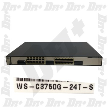 Cisco Catalyst WS-C3750G-24T-S