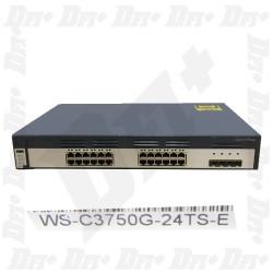 Cisco Catalyst WS-C3750G-24TS-E