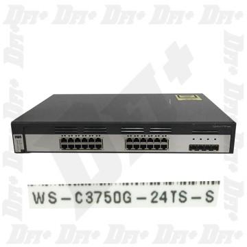 Cisco Catalyst WS-C3750G-24TS-S