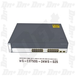 Cisco Catalyst WS-C3750G-24WS-S25