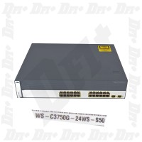 Cisco WS-C3750G-24WS-S50