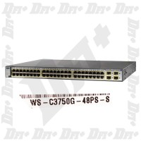 Cisco Catalyst WS-C3750G-48PS-S