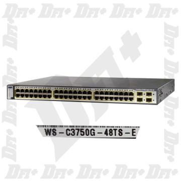 Cisco Catalyst WS-C3750G-48TS-E