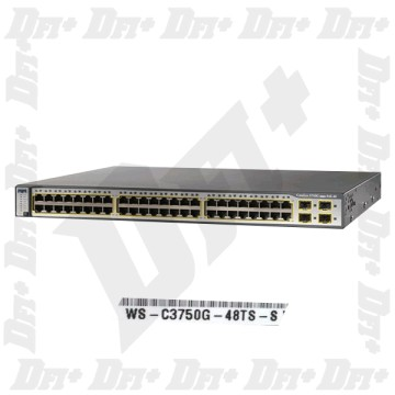 Cisco Catalyst WS-C3750G-48TS-S