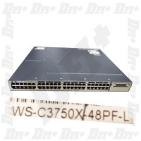 Cisco Catalyst WS-C3750X-48PF-L