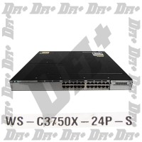 Cisco Catalyst WS-C3750X-24P-S