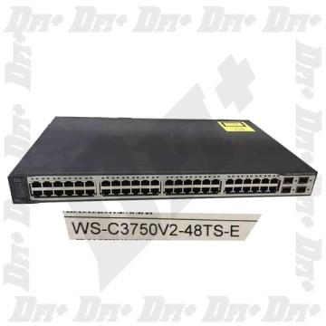 Cisco Catalyst WS-C3750V2-48TS-E