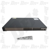 Cisco Catalyst WS-C3750V2-24TS-E