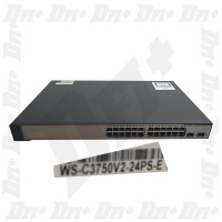 Cisco Catalyst WS-C3750V2-24PS-E